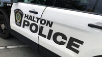 Halton Police Vehicle