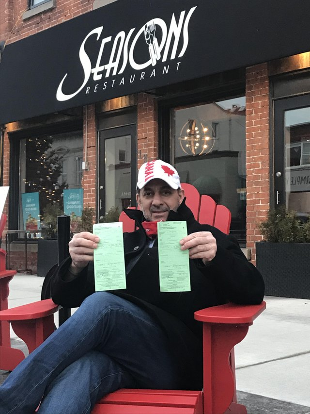 Seasons Tickets: $1760 in Covid fines for struggling restaurateur