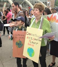 Grandmothers Act to Save the Planet (GASP)