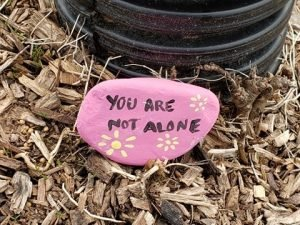 You Are Not Alone - Rock