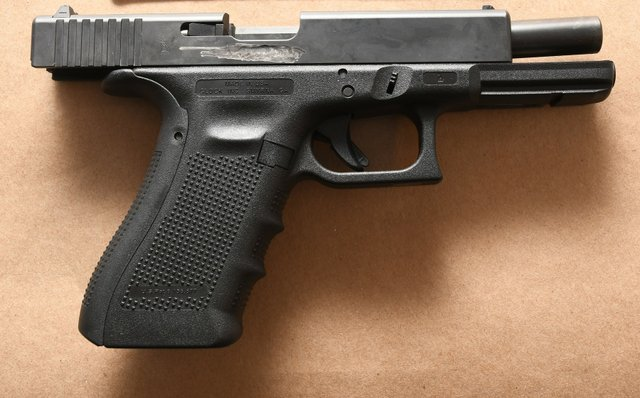 Robbery Task Force Fire Arm