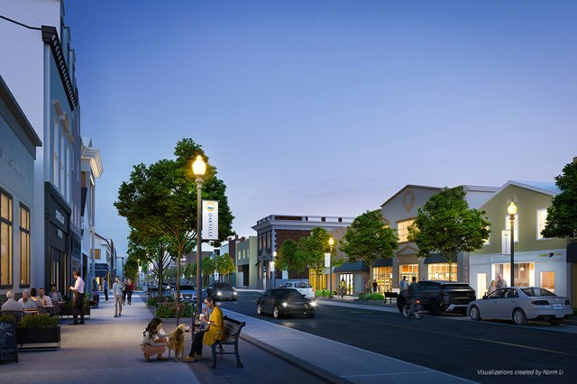 January 7 2020 Downtown Oakville Reconstruction Starting Date