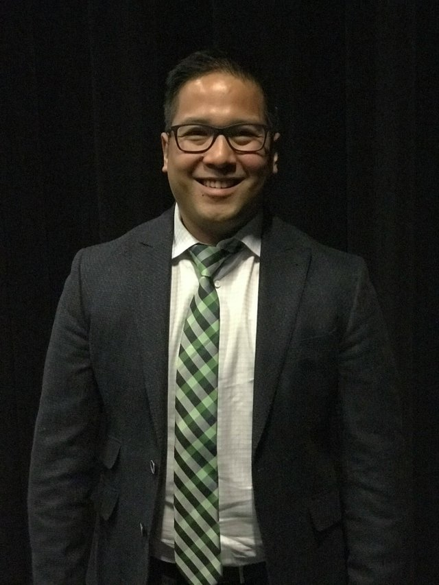 Alvin Tedjo, candidate for Leader of Ontario Liberal Party.
