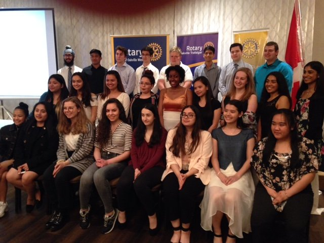 Rotary Clubs of Oakville