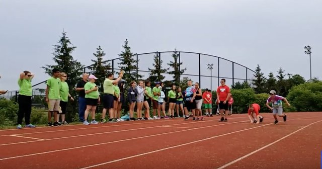 Special Athletes' Track Meet