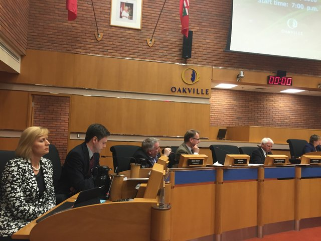 Review 2018 Acclaimed Candidates Town of Oakville Councillors