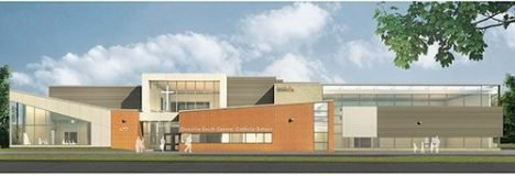 ground breaking st nicholas catholic elementary school oakville