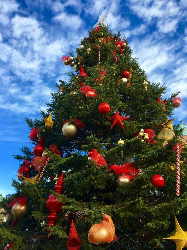 2018 Christmas Events in Oakville - Christmas Tree