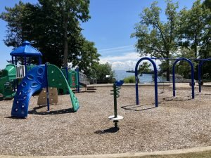 Play Equipment at South Shell Park