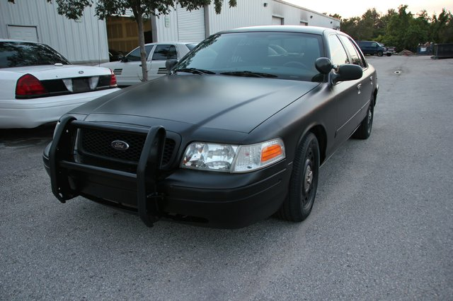 Distraction Thefts Crown Victoria Ford Interceptor