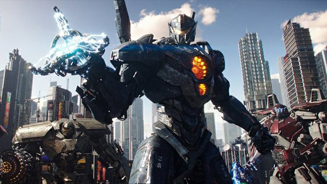 Review for Universal's new action disaster fantasy PACIFIC RIM: UPRISING, now playing in theatres.