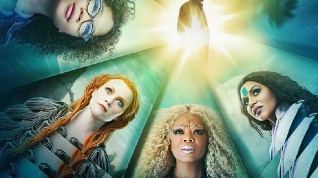 Review for Disney's disappointing new fantasy A WRINKLE IN TIME, opening in theatres March 9th 2018.