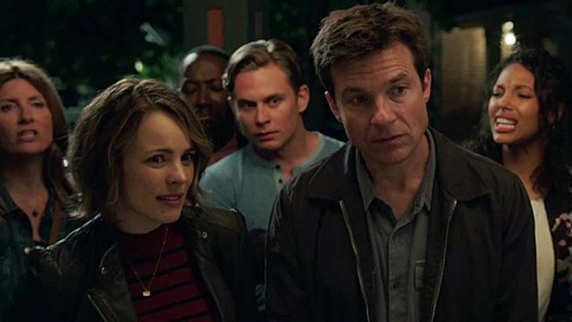 Review for the new comedy film GAME NIGHT, opening in theatres February 23rd 2018.