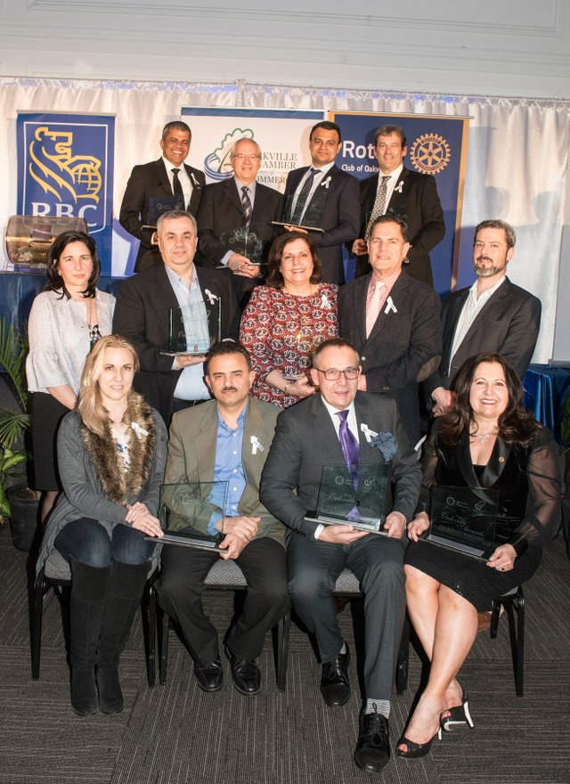23rd Oakville Awards for Business Excellence Nominations Open