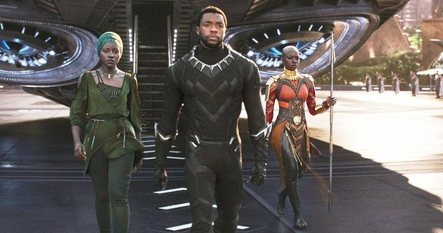 Review for the stunning new superhero epic BLACK PANTHER, opening in theatres February 16th, 2018.