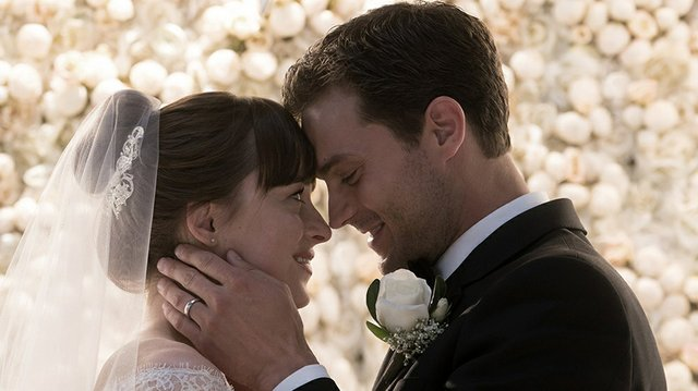 Review for the new romance threequel FIFTY SHADES FREED, opening in theatre February 9th 2018.