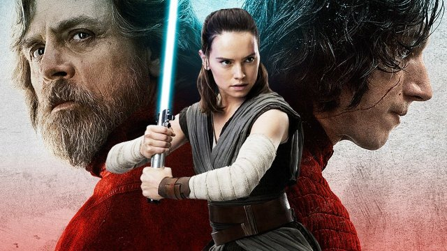 Review for the new action fantasy epic STAR WARS: THE LAST JEDI, opening in theatres December 15th 2017.