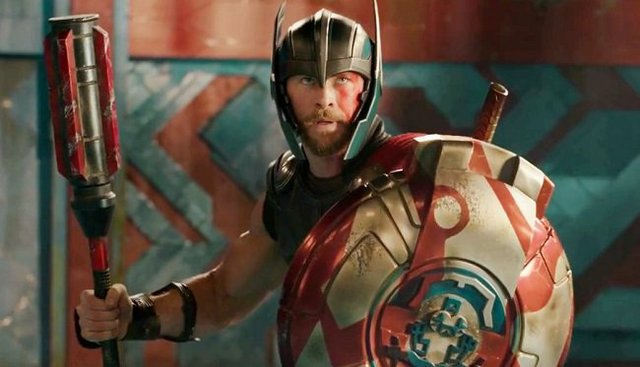 Review for the new Marvel superhero action fantasy THOR: RAGNAROK, opening in theatres November 3rd, 2017.