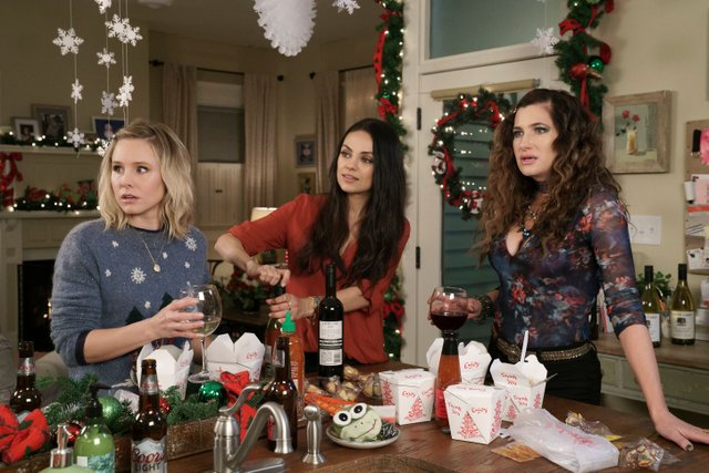 Review for the new holiday comedy sequel A BAD MOMS CHRISTMAS, opening in theatres November 1st, 2017.