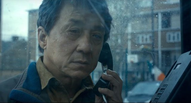 Movie Review for Jackie Chan's new action thriller THE FOREIGNER, opening in theatres October 13th, 2017.