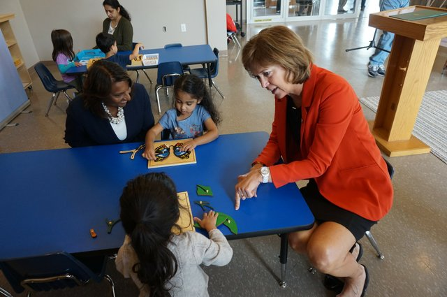 Affordable Child Care in Oakville