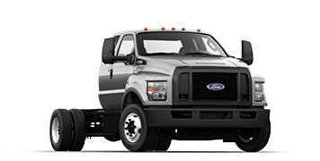 Commercial Vehicle Green Program Ford F-750