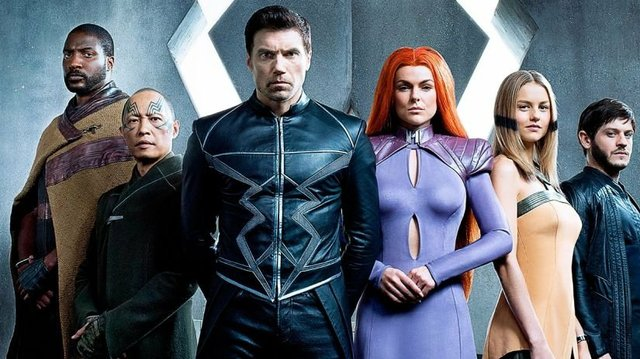 Review for the limited engagement of Marvel's IMHUMANS, now playing in IMAX at Cineplex Winston Churchill.