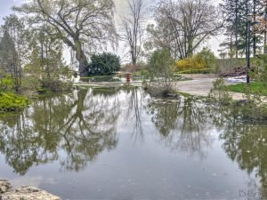 Gairloch Gardens, Oakville, Ontario, Lake Ontario Flood 2017 Brian Gray Photography