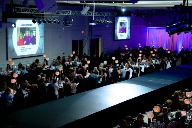 Through the Looking Glass Fashion Show