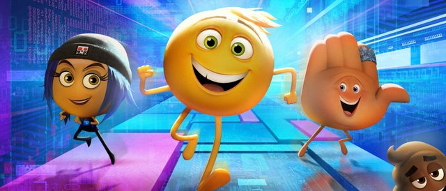 Movie Review for the awful new animated adventure THE EMOJI MOVIE, opening in theatres July 28th, 2017.