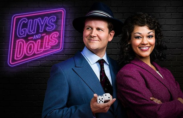 Theatre Review for the Stratford Festival's 2017 production of Guys  & amp; Dolls, playing until October 29th 2017.