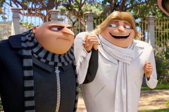 Review for the new animated family comedy DESPICABLE ME 3, opening in theatres June 30th 2017.
