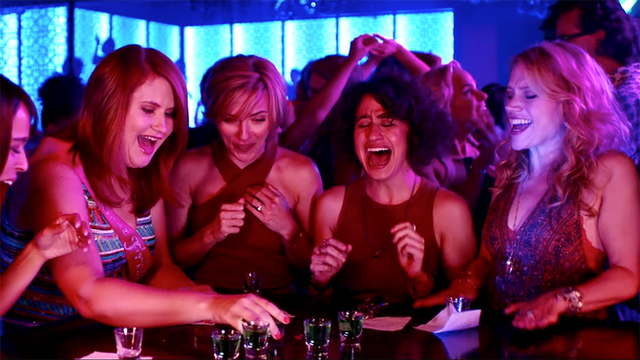 Review for the new dark ensemble comedy ROUGH NIGHT, opening in theatres June 16th 2017.