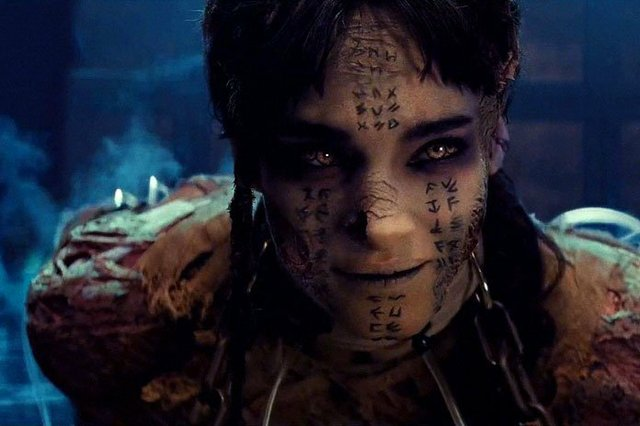 Review for the new action horror fantasy THE MUMMY, opening in theatres Friday June 9th 2017.