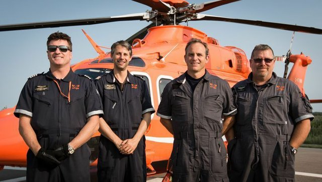 Emergency health services, Ornge