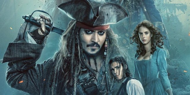Review for Disney's latest pirate adventure PIRATES OF THE CARIBBEAN 5, opening in theatres Friday May 26th, 2017.