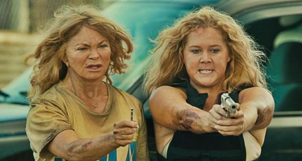 Movie review for the disappointing new adventure comedy SNATCHED, opening in theatres May 12th, 2017.