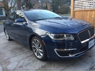 2017 Lincoln MKZ AWD Reserve