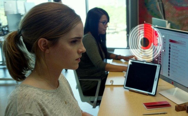 Movie Review for the new thriller THE CIRCLE, opening in theatres April 28th, 2017.