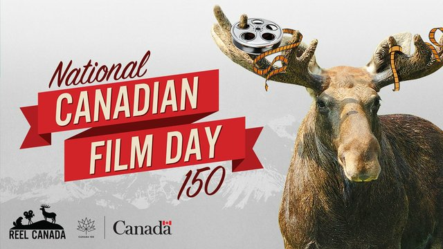 Wednesday April 19th 2017 is National Canadian Film Day. There are events all across Oakville to celebrate today.