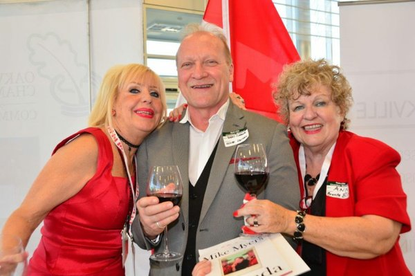 Oakville Chamber of Commerce, Bronte BIA, Ann Sargeant,