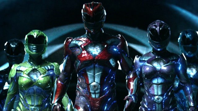 Review of the new superhero fantasy POWER RANGERS, opening in theatres March 24th 2017.