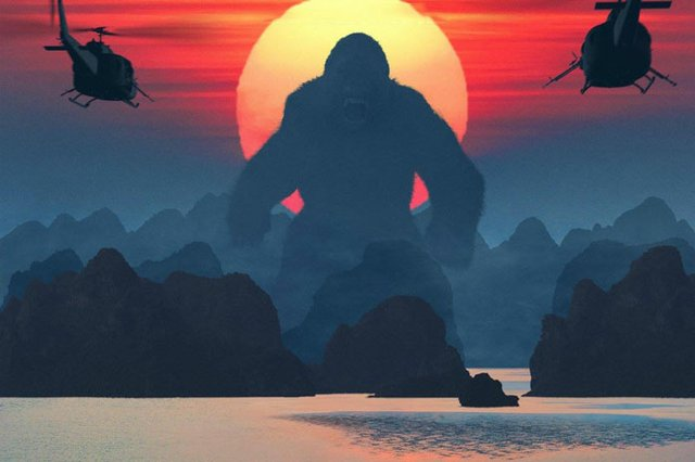 Movie Review for the new adventure epic KONG: SKULL ISLAND, opening in theatres March 10th 2017.
