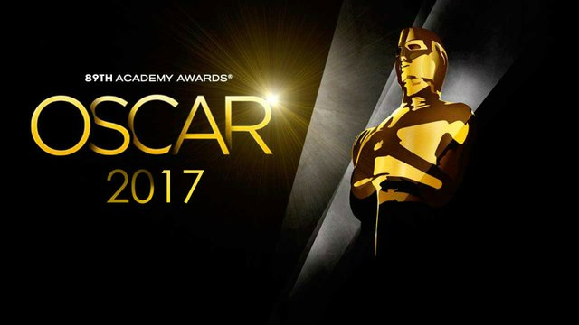 The Oscars, the 89th Academy Awards, will air tonight beginning at 8:30pm EST.