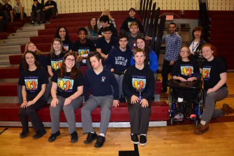 """""""Best Buddies"""" for the Special Olympic Athletes"""