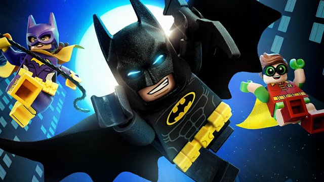 Review for the new animated superhero comedy THE LEGO BATMAN MOVIE, opening in theatres February 10th 2017.