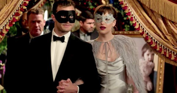 Movie Review for the new romantic thriller FIFTY SHADES DARKER, opening in theatres February 10th 2017.