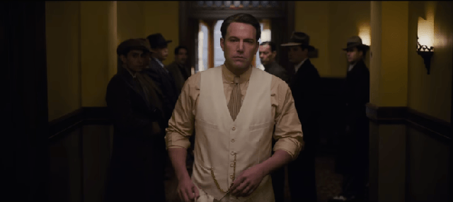 Movie Review for the new crime drama LIVE BY NIGHT, opening in theatres January 13th 2017.