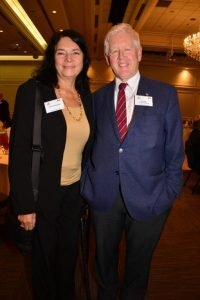 Bob Rae and his wife, Arlene Perly Rae