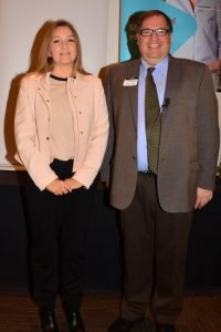 Sponsor, BDC Marybeth Edge and  Speaker Tim Brennan,